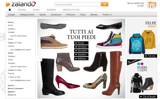Offerte scarpe 2013: correte verso il risparmio annuale