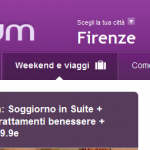 OFFERUM FIRENZE WEEKEND