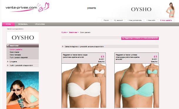Offerte Oysho love