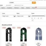 Offerte sciarpe preziose