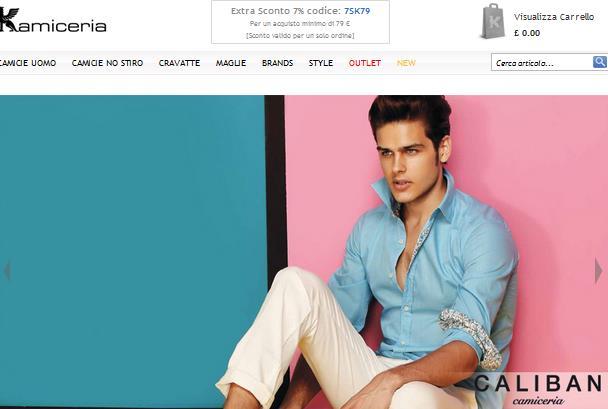 Saldi camicie uomo: scoprili online con noi 25